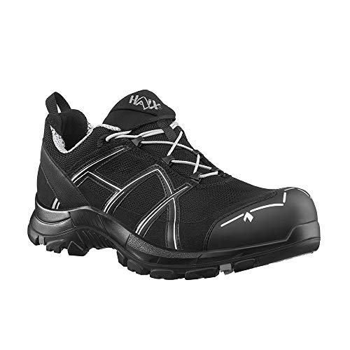 Haix S1P Sicherheitsschuhe Black Eagle Safety 41 Low, Gr. 45 (UK 10)