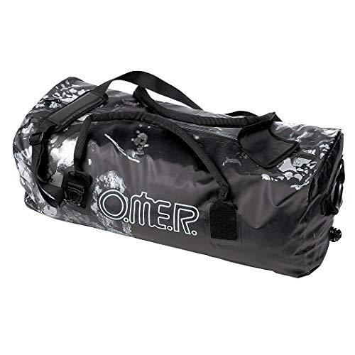 Omer Unisex-Adult Tasche Seesack, Mehrfarbig, Einheitsgröße
