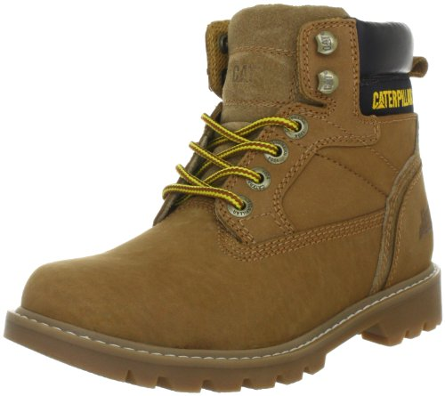 Caterpillar WILLOW P305056, Damen Fashion Halbstiefel & Stiefeletten, Braun (Chestnut Nubuck), EU 38...