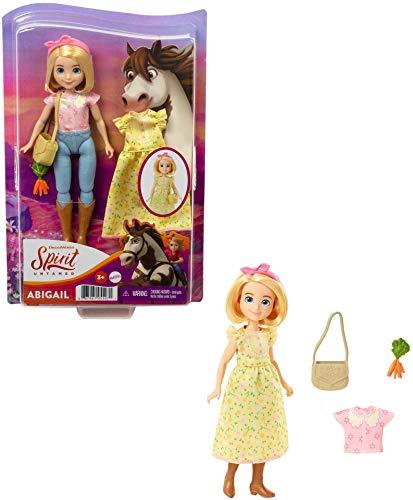 Spirit Untamed Abigail Doll and Fashion (Mattel GXF19)