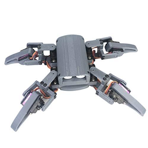 perfeclan Quadruped Spider Pädagogischer Roboter Bausatz 3D Print Shell Für Arduino