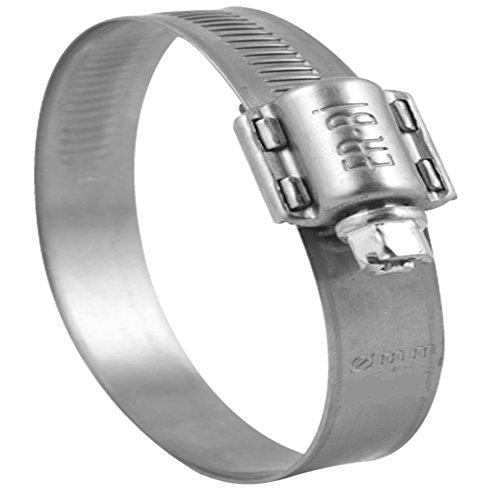 W1 lot de 10 colliers de serrage ø 19–26 mm, largeur 13 mm dIN 3017, qualité industrielle, il ® à vis-cuir