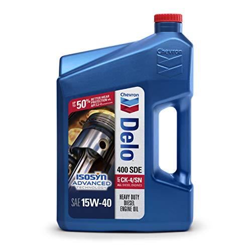 Delo 400 LE/SDE SAE 15W-40 Motor Oil - 1 Gallon Jug