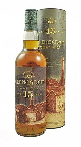 Glencadam Highland Single Malt Scotch Whisky, 15 Jahre, Schottland 0,7