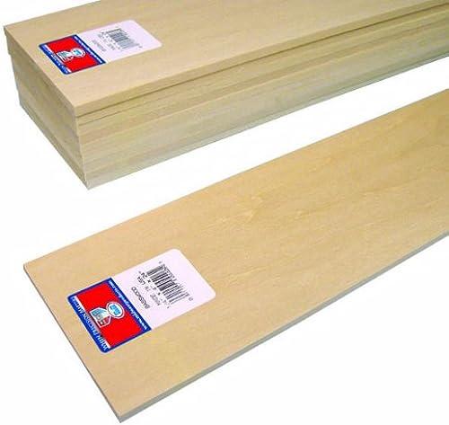 Midwest Produkte 4406 cro Cut Qualität Linde Tabelle Bundle, 0,6 10,2 61