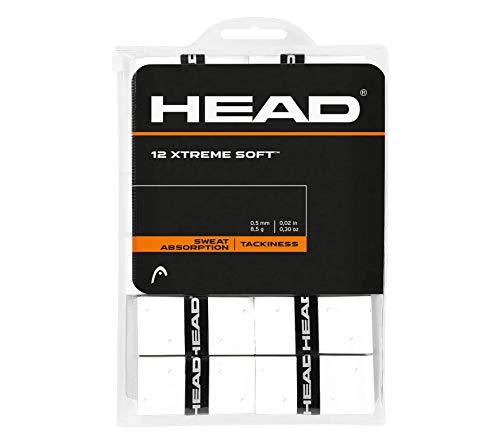 Head Xtreme Soft 12bolsa de pantalla 285405WH, blanco