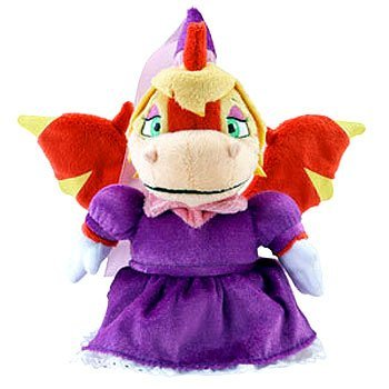 Neopets Collector Limited Edition Plush with Keyquest Code Royal Girl Scorchio by Jakks Pacific