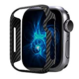 pitaka Cover Apple Watch 44mm Serie 4/5 Air Case Realizzata per Apple Watch 44mm Serie 4/5 in Fibra...