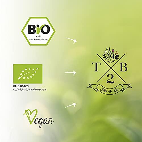 Basischer Kräutertee in Bio-Qualität zur basischen Ernährung - 6