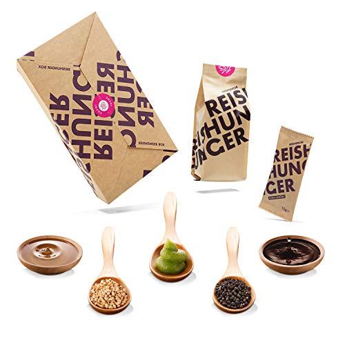 Reishunger Sushi Bowl Box 3er Vorteilspaket - Authentische Zutaten für eine einfach zubereitete Sushi Bowl - Auch im Einzelpaket verfügbar - Perfekt zum Selbermachen und als Geschenk