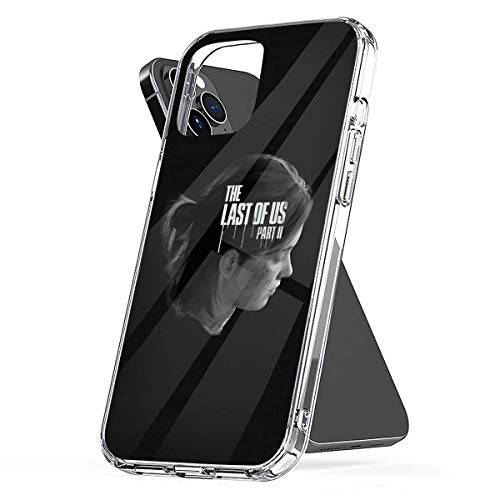 Phone Case The Last of Us Part 2 Sorrowful Ellie Compatible with iPhone 6 6s 7 8 X XS XR 11 Pro Max SE 2020 Samsung Galaxy Bumper Scratch Waterproof