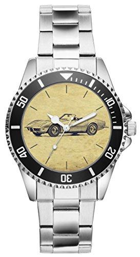 Geschenk für Corvette C3 Oldtimer Fans Fahrer Kiesenberg Uhr 20199