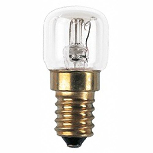 Osram Lampada ad Incandescenza per Forni, E14, 15 W, Trasparente