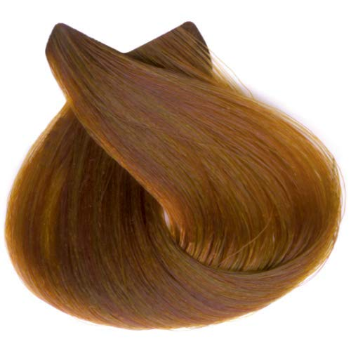 Tahe Organic Care Dauerhafter Farbstoff Haar-Farbe, Nein.9.44 Very Light Intense Copper Blonde, 100 ml