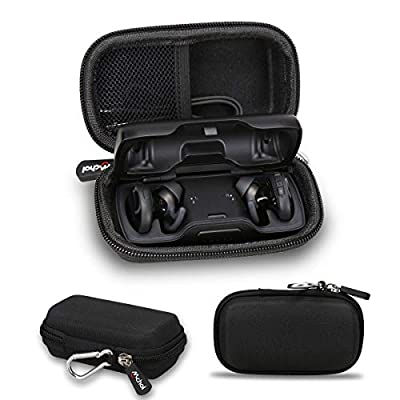 Mchoi Hard Portable Case Fits for Bose SoundSport Free Truly Sport Headphones(Case Only)