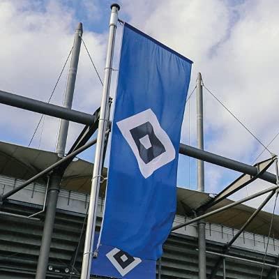 HSV Versandservice HSV Hissfahne Arena neu