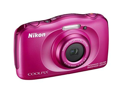 Nikon Coolpix W100 Fotocamera Digitale Compatta, 13,2 Megapixel,...