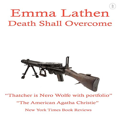 Death Shall Overcome audiobook cover art