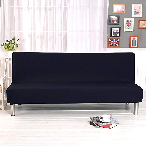 Hangarone - Fundas de sofá sin Brazos de Tela de Felpa de poliéster y Licra elástica