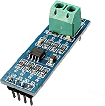 ILS - 10 Pieces 5V MAX485 TTL to RS485 Converter Module Board for Arduino
