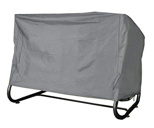 Gartenpirat Schutzhülle für Hollywoodschaukel 3-Sitzer Hülle 210 x 150 x 139 cm