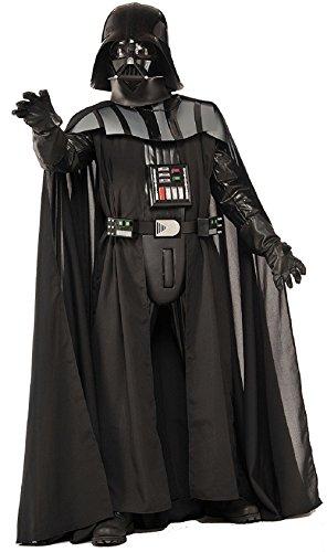 Rubie's- Star Wars Classic Costume Darth Vader per Adulti, Nero (Schwarz), Unica, IT909877-STD