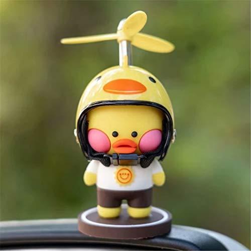 DREZEA. Ente Auto-Dekoration, Ornamente, Auto-Innendekoration, große Puppe, Spielzeug, süßes Cartoon-Puppenspielzeug,...