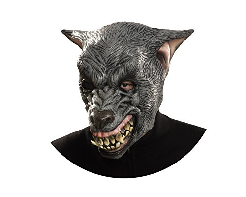 My Other Me – Masque de Loup-Garou, pour Adultes, Taille Unique (Viving Costumes MOM00416)
