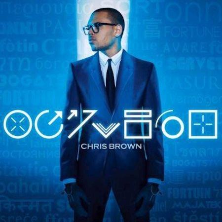 Pop CD, Chris Brown - Fortune[002kr]