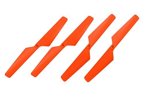 15002105 - XciteRC Propeller orange Rocket 260 3D (4)
