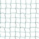 Golrisen Rete Rampicante Rete per Piante Rampicanti Supporto per Piante Rampicanti rete tralicciata per Piante Rete da Giardino Rete Plastica per Piante, Fiori, Ortaggi, Piselli(1.8*3.6M, Verde)