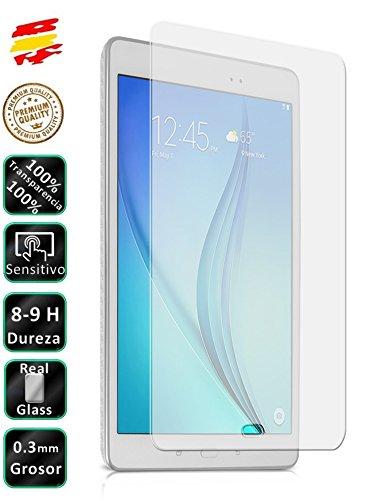 Movilrey Protector para Galaxy Tab S2 9.7 T810 T815 Cristal Templado de...