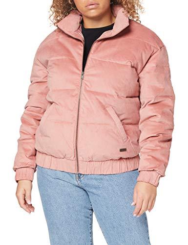 Roxy Damen Jacke Adventure Coats - Jacke für Frauen, ash rose, M, ERJJK03350
