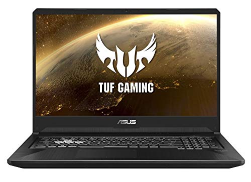 ASUS - FX705DT 17.3' Gaming Laptop - AMD Ryzen 7 - 8GB Memory - NVIDIA GeForce GTX 1650 - 512GB Solid State Drive - Black