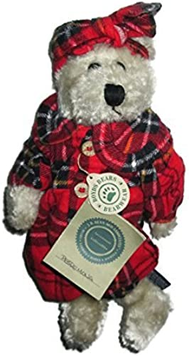 Boyds Bears - T. J.'s Best Dressed - Desdemona T. Witebrot by J. B. Bean and Associates