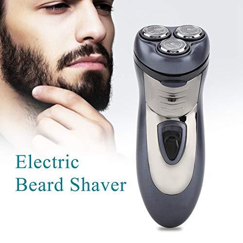 【𝐎𝐟𝐞𝐫𝐭𝐚𝐬 𝐝𝐞 𝐁𝐥𝐚𝐜𝐤 𝐅𝐫𝐢𝐝𝐚𝒚】Recortador de barba, afeitadora de barba flotante recargable eficazmente eléctrica, marido profesional para padre, caballero, hombre de negocios