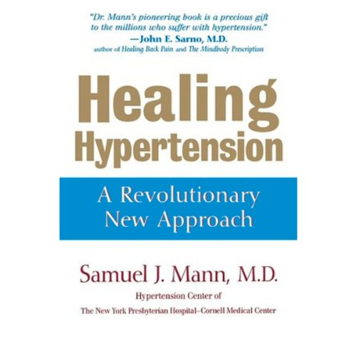 Healing Hypertension audiobook cover art