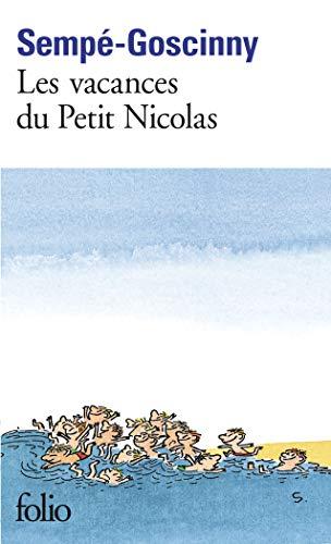 Les vacances du petit Nicolas [Lingua francese]