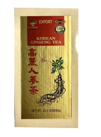 KOREAN GINSENG TEA 2g x 30buste