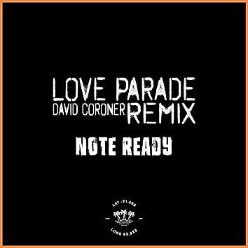 Love Parade (David Coroner Remix)