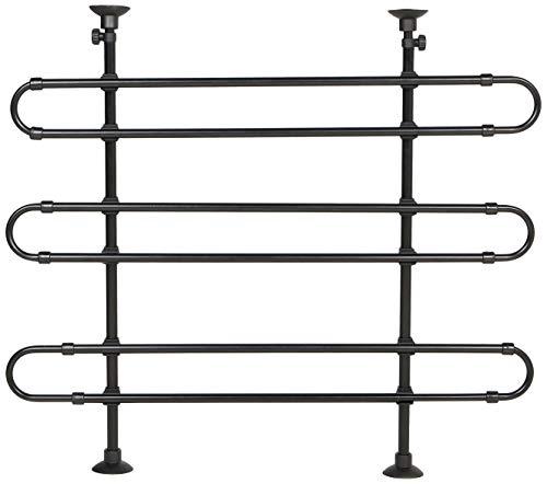 Trixie 1315 Auto-Gitter, Breite: 85–140 cm Höhe: 75–110 cm, schwarz