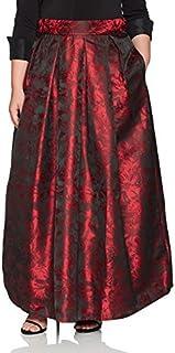 تنورة لفستان الرقص جيسيكا هوارد بمقاس كبير للنساء