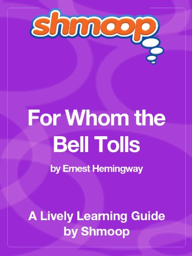 For Whom the Bell Tolls: Shmoop Study Guide (English Edition)