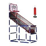 Canasta de baloncesto para niños, fácil de montar, con canasta para interiores y exteriores