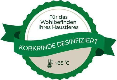 Korkrinde: Korkröhre / Korktunnel (Baumstammtunnel), 30 cm, ⌀ = 11-14 cm - 10