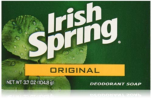 Irish Spring Original-Soap Deodrant 8 x 120 ml