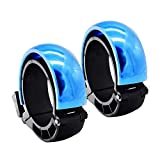 Cihely Bike Bell, Two Pack Portable Bicycle Bell Invisible Horn Accessories Design Bicycle Handlebar Ring for Mountain Bike and Road Bike