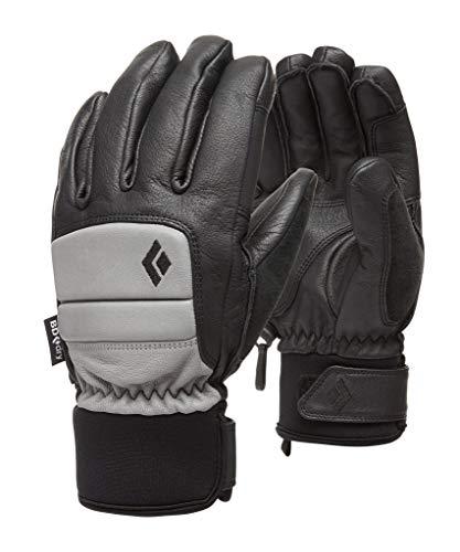 Black Diamond Women's Spark Gloves Gants pour Femmes Mixte Adulte, Nickel, FR : M (Taille Fabricant : Medium)
