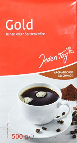 Jeden Tag Kaffee Gold, 500 g