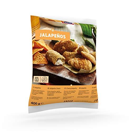 peperoni verdi Jalapeno ripieni di cremoso formaggio perfetti per i tuoi aperitivi specialità tex mex